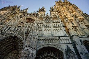 Rouen – Some of the Churches
