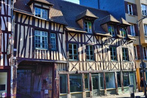 Rouen – Some of the Houses