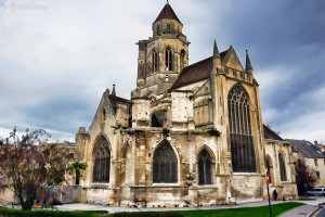Caen – Some Of The Churches