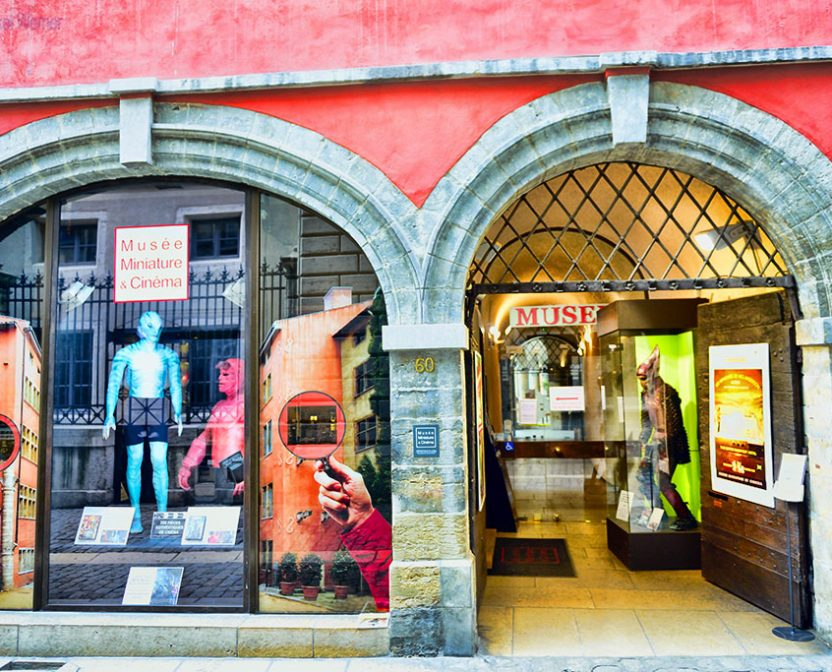 Lyon miniatures and cinema museum travel information - Home cinema lyon ...