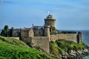 Plevenon Castle – Fort-La-Latte Fortress