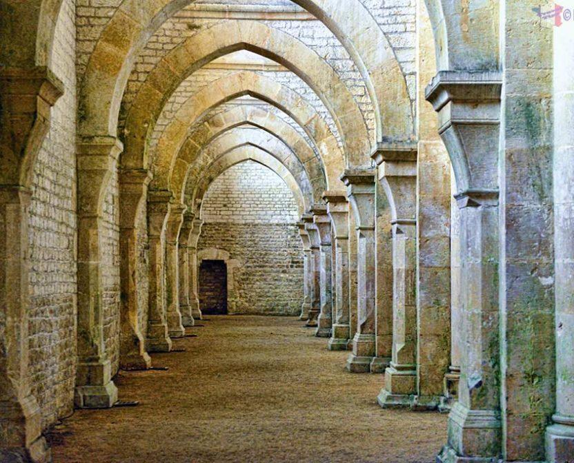 Montbard – Fontenay Abbey
