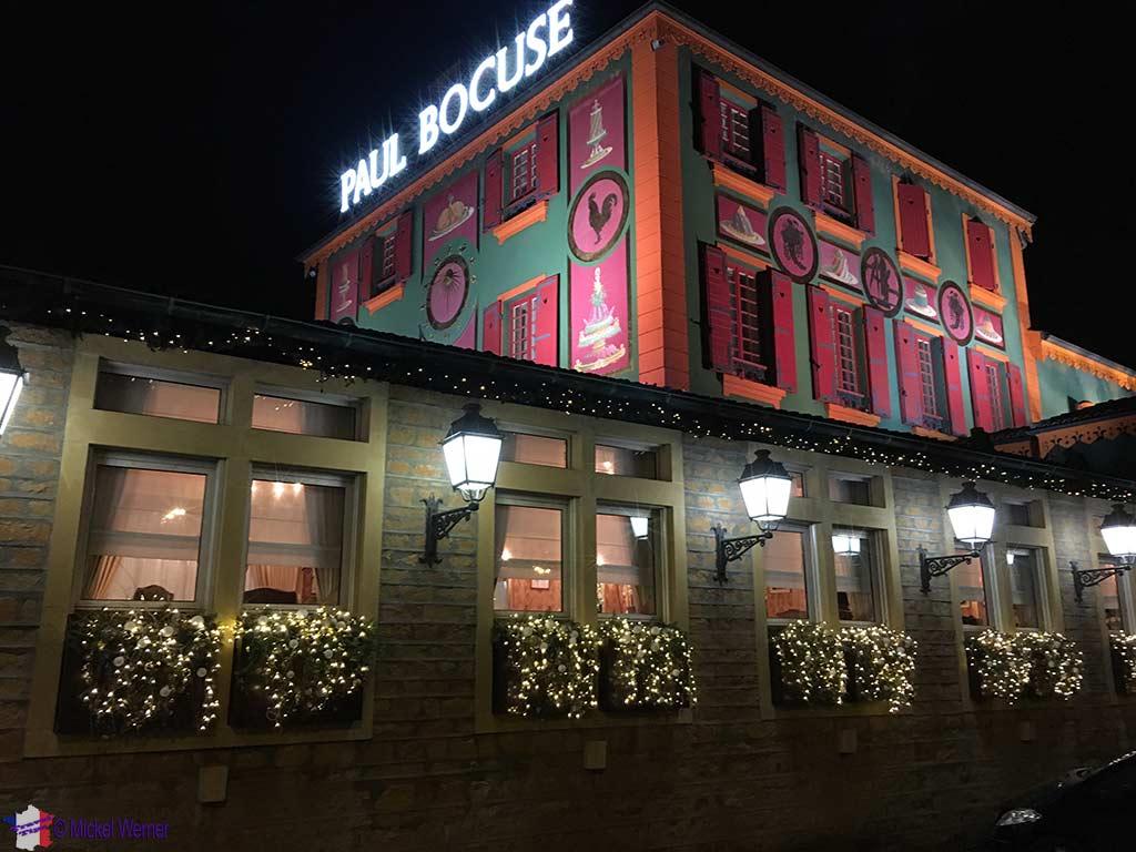 Lyon Restaurant – Paul Bocuse Auberge du Pont de Collonges ...