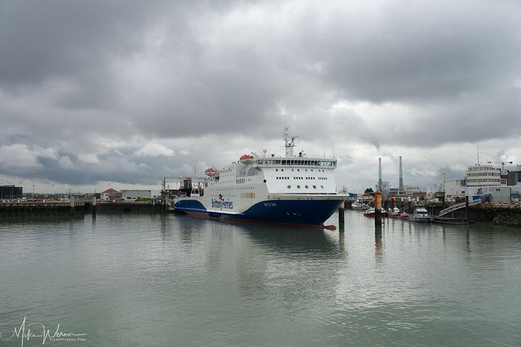 """Tody - """"Bassin de la Manche"""" Ferry"""