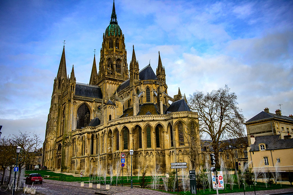 Today - The Bayeux Cathedral