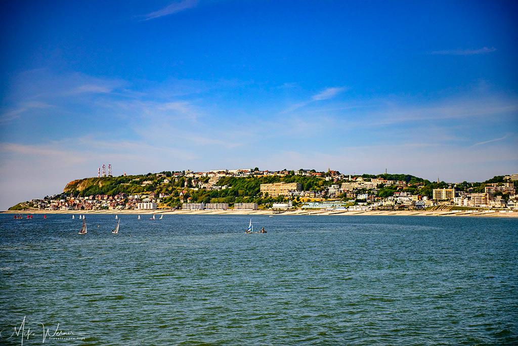 Le Havre/Sainte-Adresse coastline