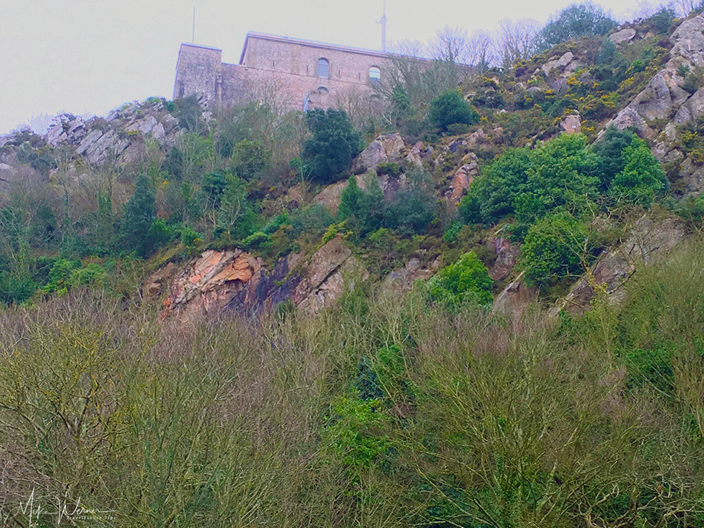TODAY - Cherbourg's Fort du Roule